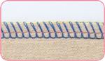 合わせかがり縫い(4本糸)