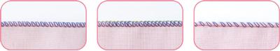 巻き縫い/細ロック縫い/ピコ縫い