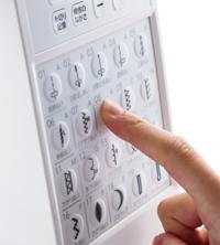 ダイレクト選択ボタン