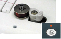 下糸巻き専用モーター