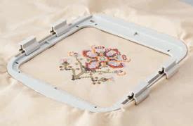 刺しゅう布保持用マグネットクリップ 標準付属品
