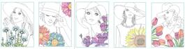 ミシン内蔵刺しゅうデザイン Noriko Nozawaコレクション